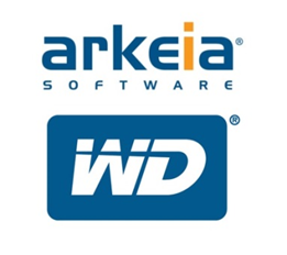 Arkeia / WD Logos, partners of Service IT Direct