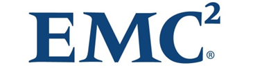 EMC logo, a partner of Service IT Direct
