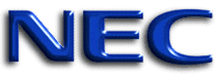 NEC Logo, a partner of Service IT Direct