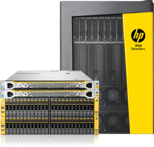 HP storage, services and support for simple and custom setups by Service IT Direct