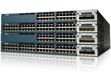 Cisco ethernet switches, experience Cisco network services by Service IT Direct